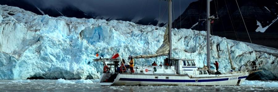 Rejs  s/y GEDANIA na Morze Arktyczne. 15.07-05.08.2010