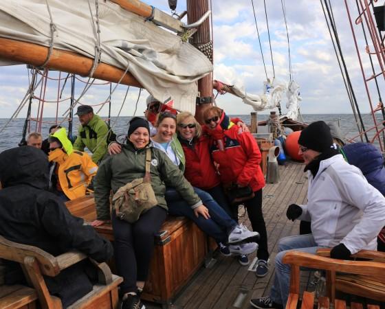 Spotkanie żeglarskie Hel / Jastarnia.  Maj 2015 – piknik rodzinny.