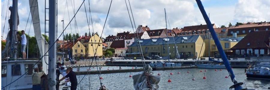 Rejs S/Y Gedania – sierpień 2013. > Vizbi > Kalmar.