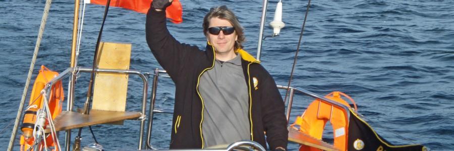 Rejs na S/Y Hetman do Kłajpedy. lipiec 2007 rok.