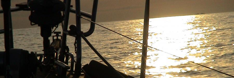 Rejs S/Y Hetman Gdynia > Christianso > Bornholm (Allinge) – Maj 2004